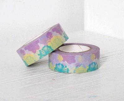 Washi Tape - Flowers