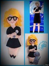 Maria De Filippi Doll