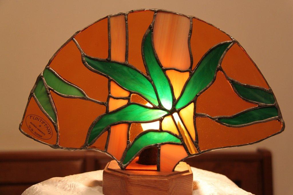 """Lampada a ventaglio """"Bamboo"""""""