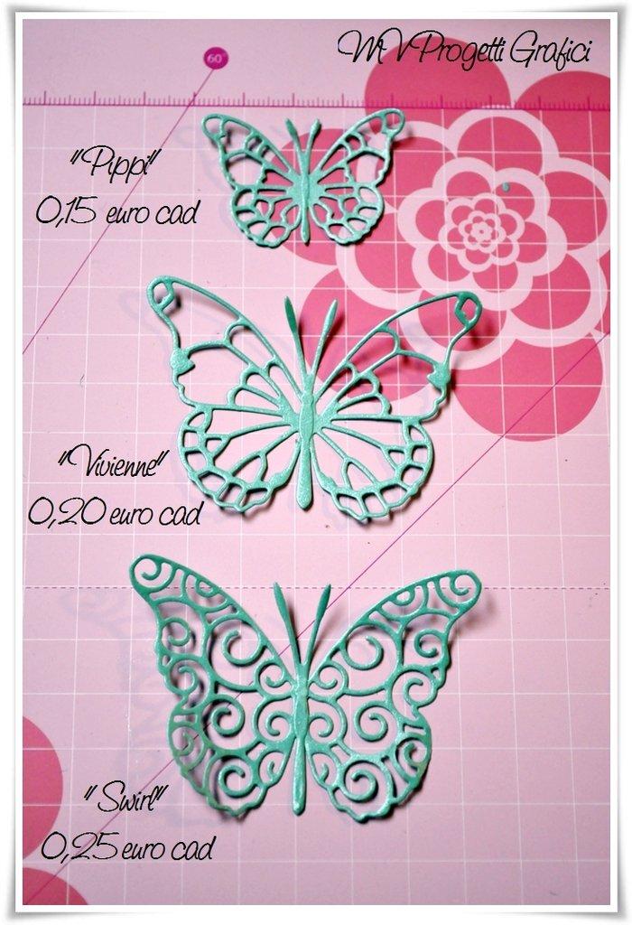 """FUSTELLATI """"MB Butterfly"""""""
