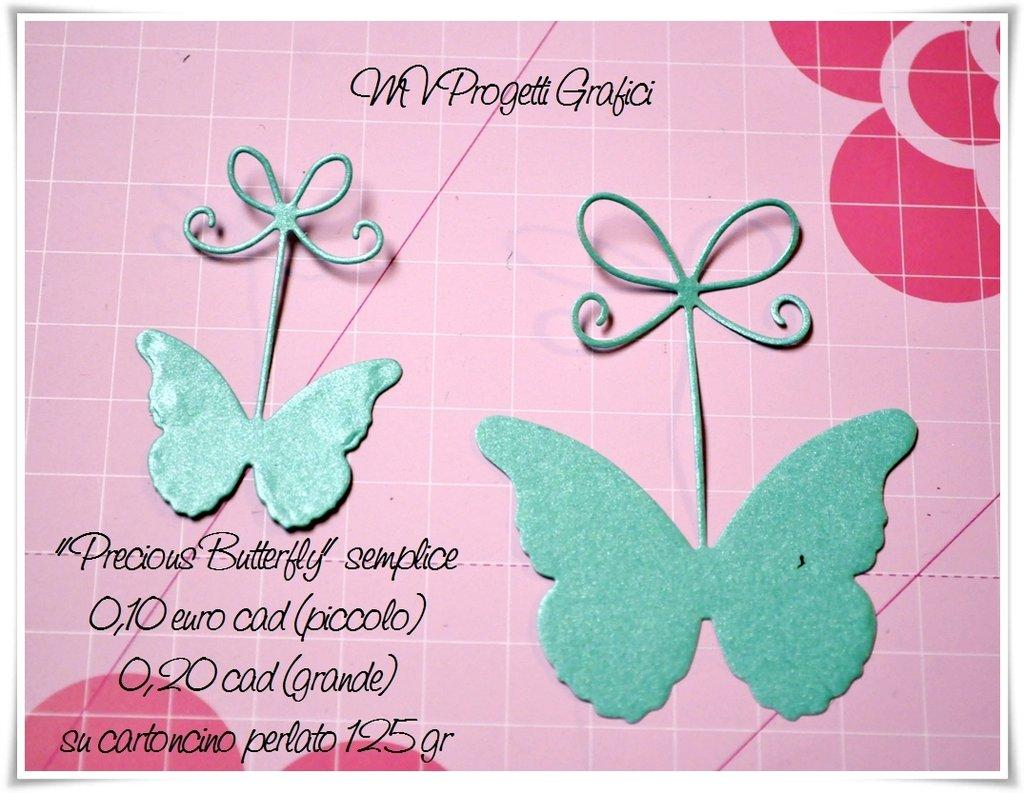 """FUSTELLATI """"Precious Butterfly"""""""