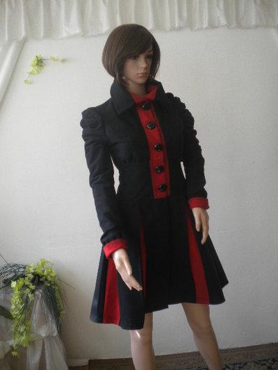 donne moda cappotto