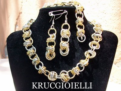 parure chainmaille