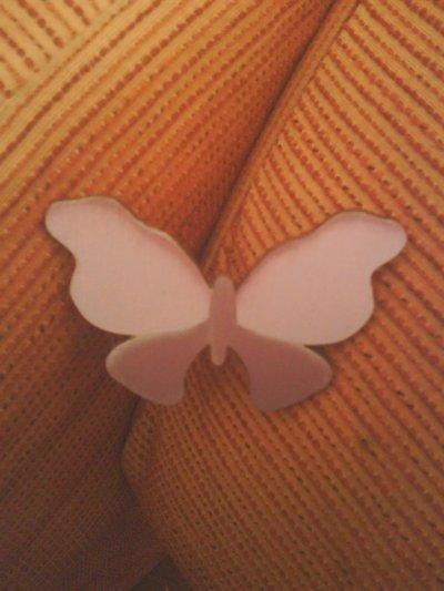 """Spilla """"Farfalla Rosa"""""""
