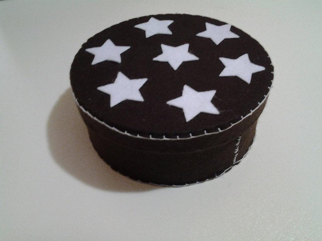 Scatola pan di stelle