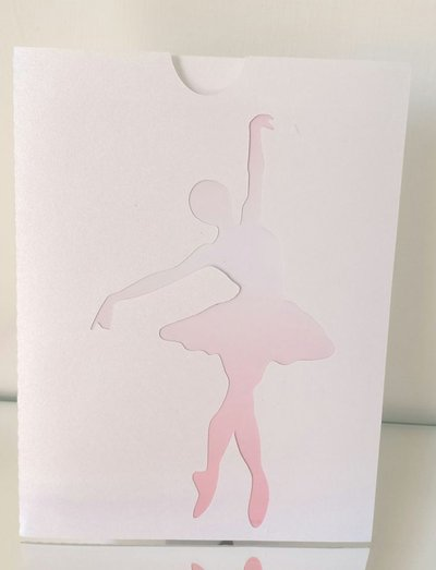 Invito ballerina