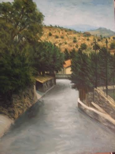 Paesaggio nei pressi di Cesarò-LEONARDO FALZONE
