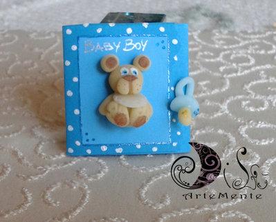 Card Art, Invito per nascita/battesimo e baby shower