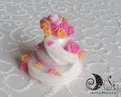 Bomboniere matrimonio Wedding cake segnaposto