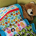 """Pannello decorativo per bambini  misura lettino cm 110 x 140 """" Giochiamo a Memory! """""""