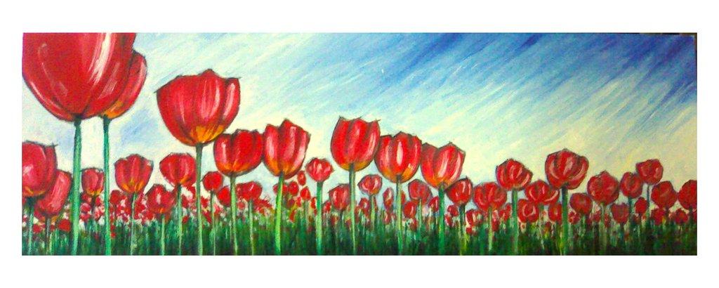 tulipani rossi - Per la casa e per te - Produzioni artistiche - di ...