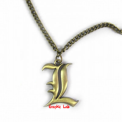 Collana Elle L Lawliet Death Note