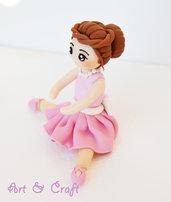 Ballerina classica bomboniera
