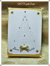CARD ALBERO DI NATALE - CHRISTMAS TREE