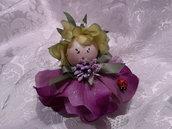 Bambolina profumata fatina dei fiori