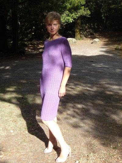 elegante abito fatto a mano