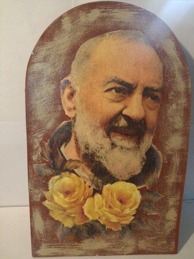 Icona Padre Pio -----TIPO 3 -----