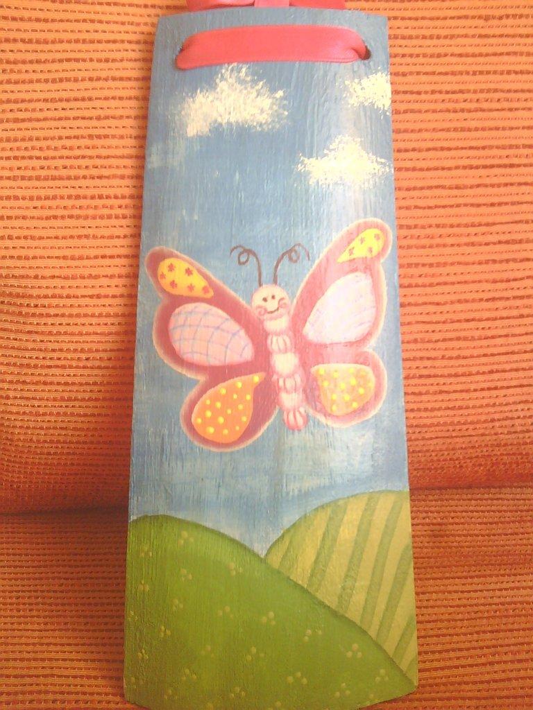 "Tegola ""Butterfly"""