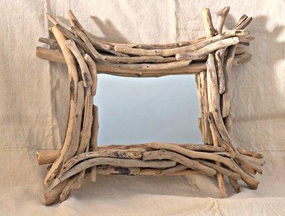 Specchio albert con legni di mare per la casa e per te arredam su misshobby - Specchio per te ...