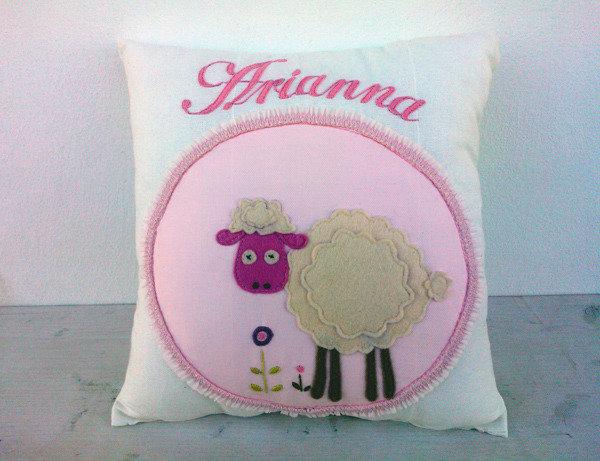 cuscino con percorella, decorazione, home decor