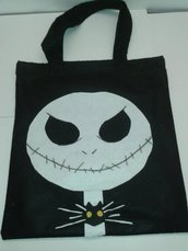 borsa shopper nightmare before christmas