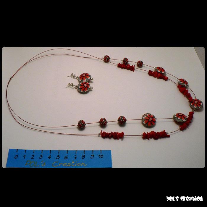 Rosso corallo - Red coral