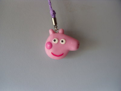 collanina peppa pig