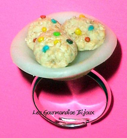 anello smarties cookies