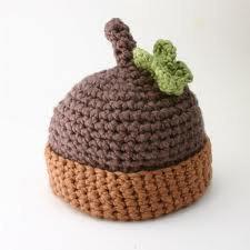 cappellino ghianda Era Glaciale