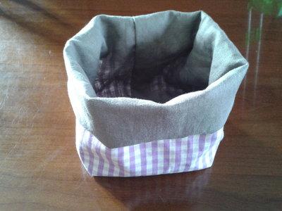 sacchetto di stoffa
