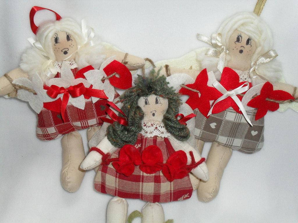 Bamboline natalizie