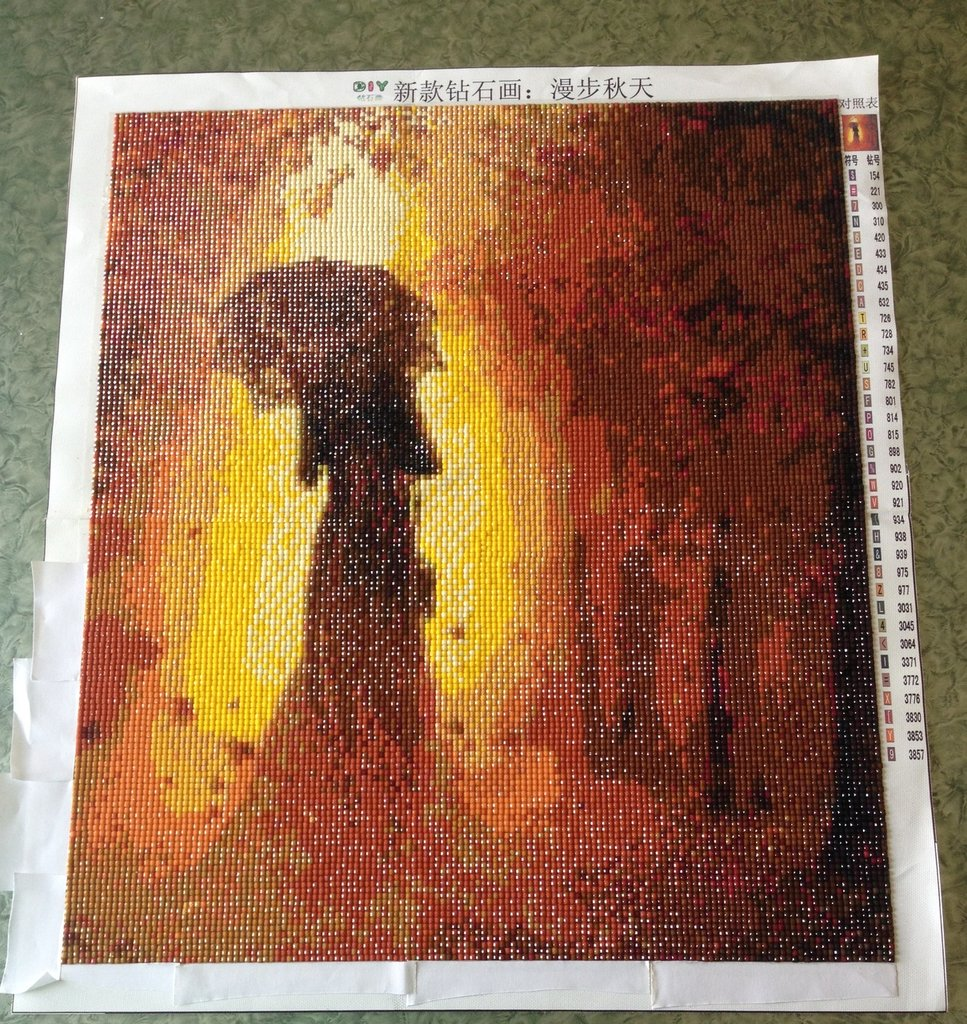 Quadro a mosaico