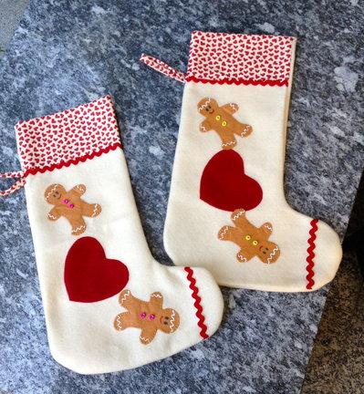 Natale - calze di natale