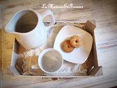 vassoio - porta colazione