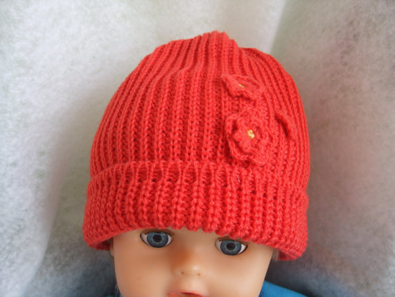 cappello cascimir maglia beretto bimba