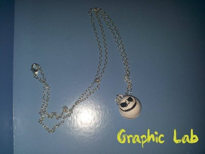 Collana Jack Skeletron Nightmare Before Christmas