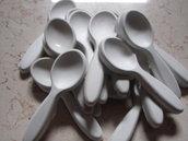 Gessetti profumati cucchiaino 11 cm-bomboniere,segnaposto,aprifesta,matrimonio,nozze