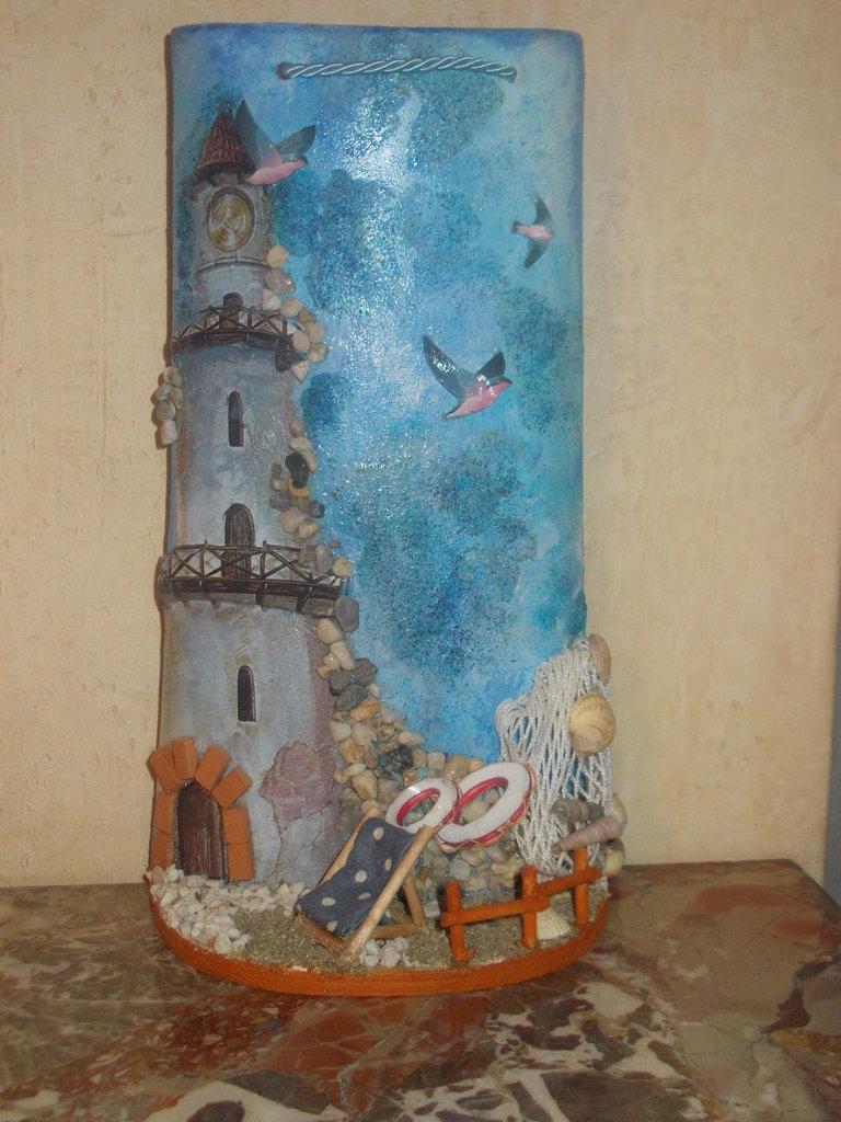 Tegola marina