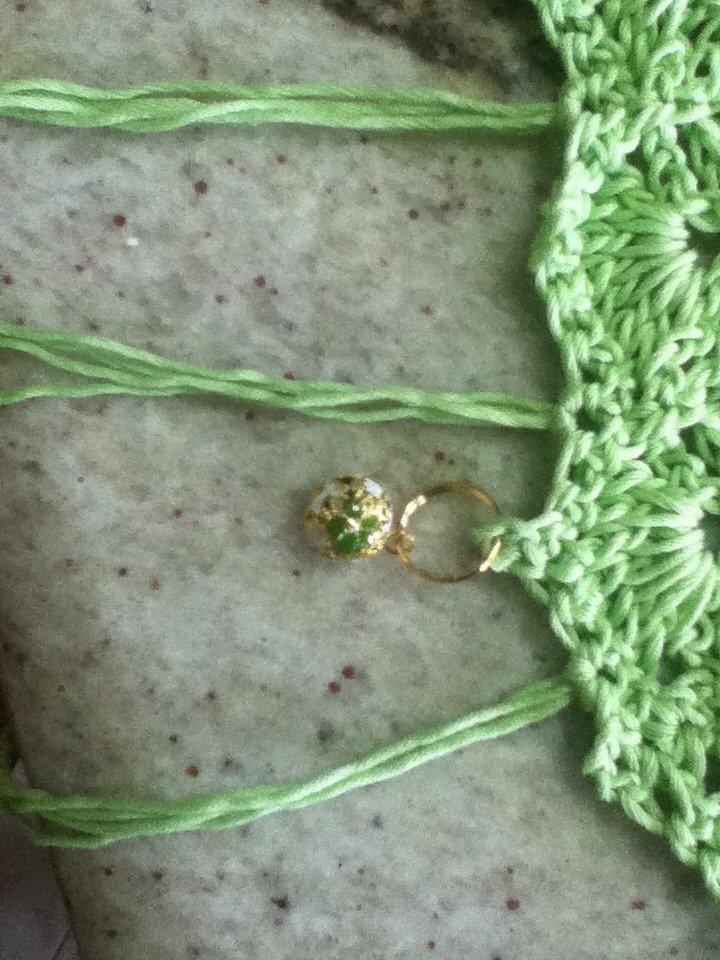 Stola smeraldo