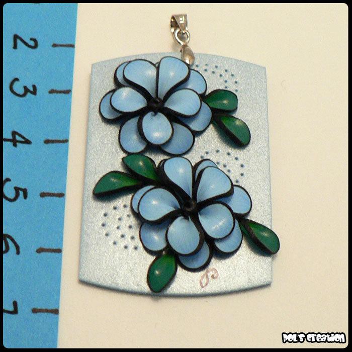 Fiorellini azzurri - Little blue flowers