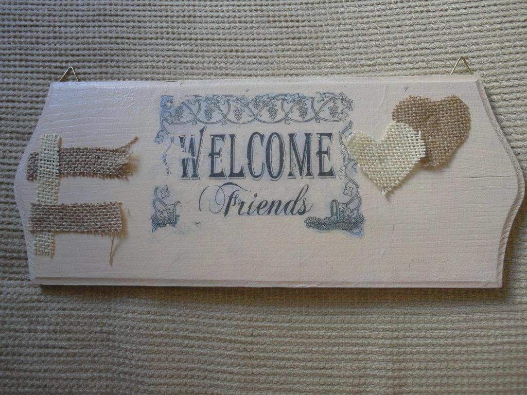 Targa Welcome Friends