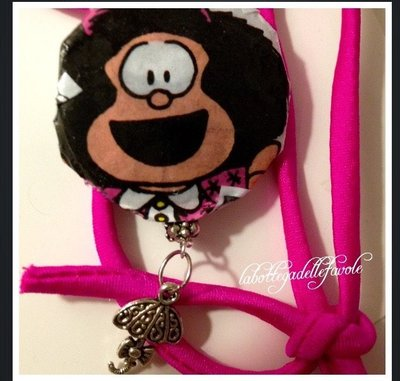 Ciondolo Mafalda