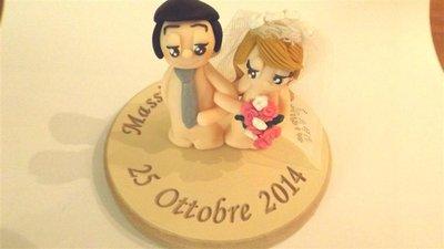 INSERZIONE RISERVATA per BARBARA - TOP CAKE matrimonio