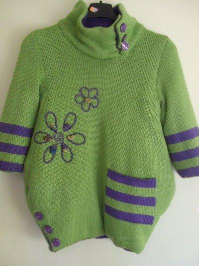 maglione cappotto lana maglia bimba