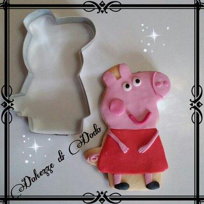 Formina Peppa pig intera