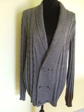giacca maglione lana maglia uomo