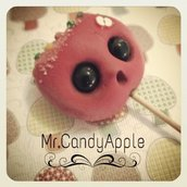 Mr. Candy Apple