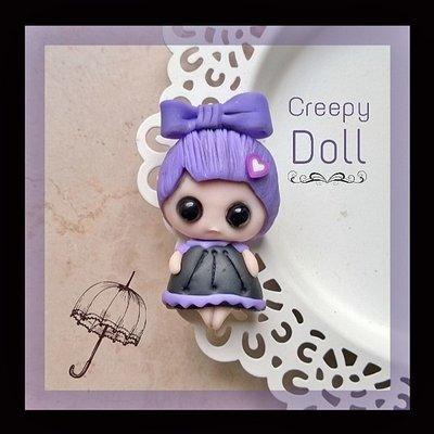 Creepy Cute Dolls