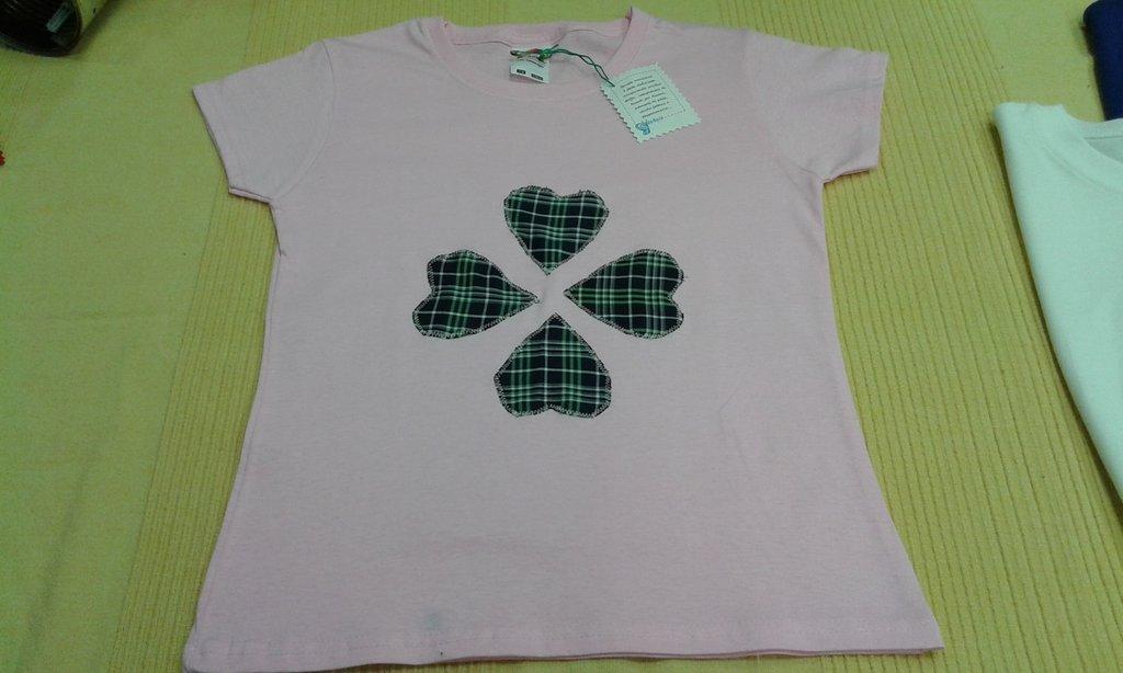 Maglietta cuori