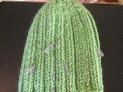 cappello beretto lana maglia bimbo